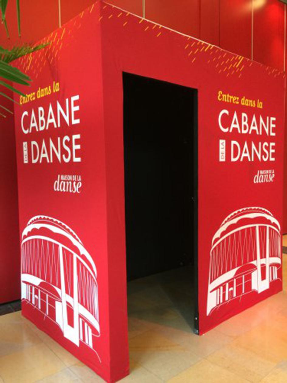 cabane de la danse