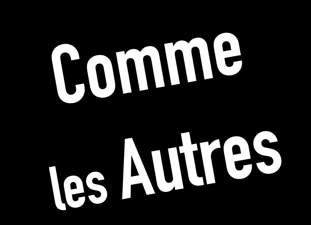 Logo Comme Les Autres